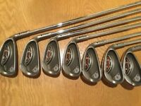 Ping G 10 irons 5 to sand wedge immaculate condition