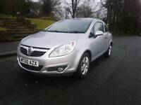 Low Milage 2010/60 Vauxhall Corsa D Energy 1.2 Petrol with A/C, FSH and 12mnths MOT *HPI CLEAR*
