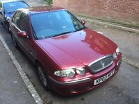 Rover 45impression s3 for sale