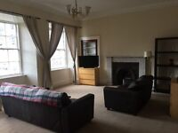 Double room for rent in large flat