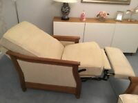 Ercol recliner in beautiful condition