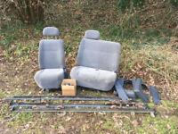Van seats