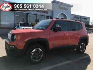 2018 Jeep Renegade Sport