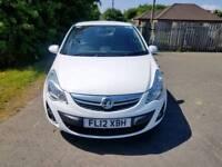 NO VAT.Vauxhall Corsa 1.3 CDTI One Owner, 75,000 Miles, Just Serviced, MOT 29/5/19.TEL-07477651115