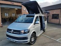 VW T6 4 BERTH CAMPERVAN