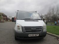 FORD TRANSIT 2006 56 NEW SHAPE 2.2 LTR TDCI MOT DEC 2016 NO VAT!!!