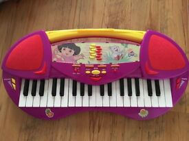 Dora the explorer keyboard
