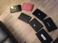 laptop bundle faulty working spares and repairs?? x7
