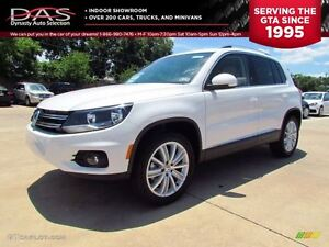 2015 Volkswagen Tiguan Special Edition AWD ONLY 46.000KM