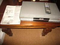 Panasonic DMR-E85H DVD Recorder