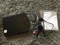 LG DVD player - DP132