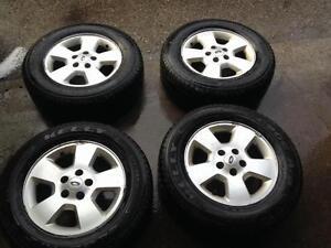 Ford Escape 16in  4 Used Rims/Tires 90%tread