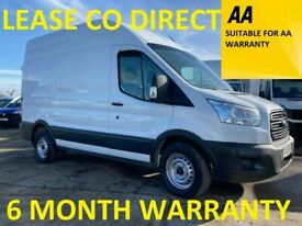 Ford, TRANSIT, Panel Van, 2015, Manual, 2198 (cc)***FULL 12 MONTH MOT***