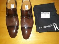 MORESCHI MEN'S SLIP ON SHOES- SIZE 11
