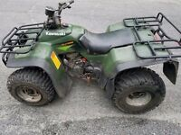 For Sale Kawasaki KLF 300 Farm Quad