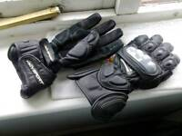 AGV motorcycle gloves NEW