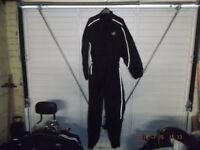 Hein Gericke waterproof one piece over suit large