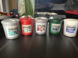 Yankee mini Candles x5pcs 49g