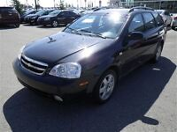 2005 Chevrolet Optra LS wagon manual one owner