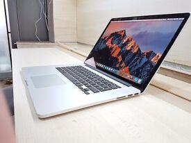 "Apple Macbook Pro Retina 15"" Quad-Core i7"