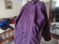 Goretex Hill walking jacket