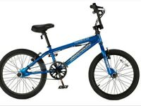 ***REDUCED***Apollo MX 20.2, in blue, bmx, 2010 (Halfords) Great condition - see photos