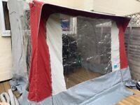 Caravan Porch Awning 250cm wide