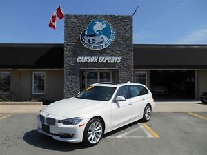 2014 BMW 328d XDRIVE! RARE! WAGON DIESEL! FINANCING AVAILABLE!