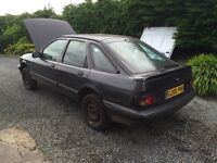 Ford Sierra Cosworth parts lsd alloys