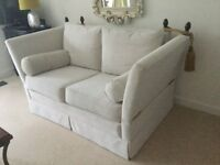 """A pair of 2 seater """"Noel"""" sofa's"""