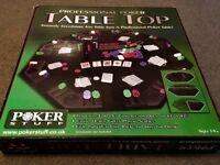 Table Top Poker Board