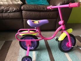 Children's Disney bike