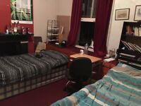 A DOUBLE ROOM ON FULHAM ROAD FOR £170PW (2 MIN TO PARSONS GREEN ST) AND ITS SUITABLE FOR 2 PEOPLE