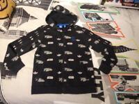 Boys Star Wars adidas hoody limited edition