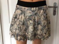 Ladies Zara size L skirt