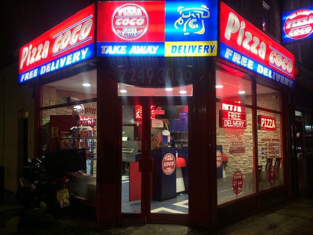 Pizza Gogo Franchise Pizza Shop Cheap Quick Sale In Kilburn London Gumtree