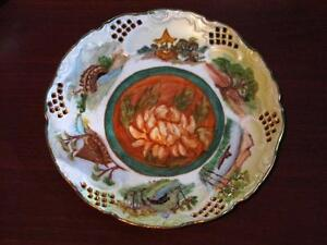 G. PARKER SIGNED HAND-PAINTED PLATE Circa 1978 - MINT CONDITION Gatineau Ottawa / Gatineau Area image 1
