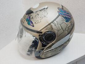 Shark S400 Butterfly helmet at Bikers Yard