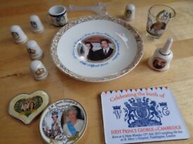 Royal family collectables