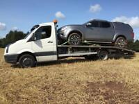 24/7 RECOVERY VEHICLE TRANSPORTATION BREAKDOWN LOCAL & NATIONAL FROM ONLY £30