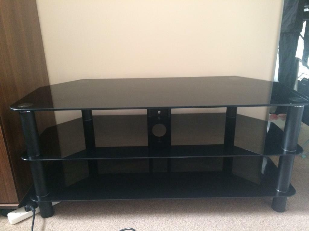 Tv support - glass