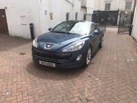 Peugeot 1.6THP GT RCZ, fantastic car, glass roof, recent oil + brakes + tyres