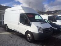 2012 Ford Transit LWB T350 Long wheel base, 85,000 miles, one owner