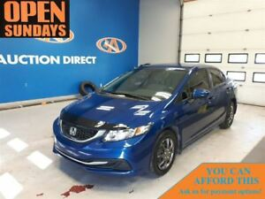 2014 Honda Civic LX HEATED SEATS! AC! FINANCE NOW!