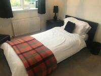 IKEA MALM Single bedroom set - Single bed plus 2 units