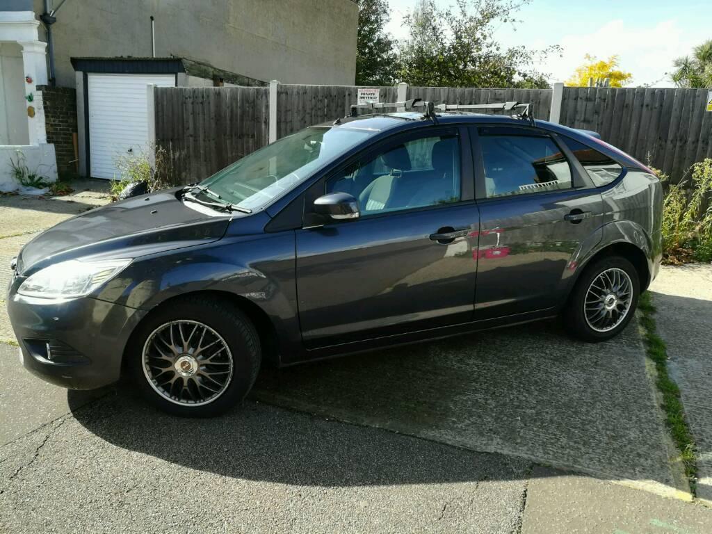 LOW MILAGE!!!!!! Ford Focus 1.6 petrol 2008 63k or best offer