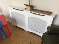 3 radiator covers