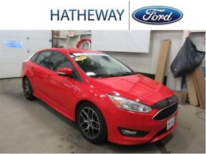 2015 Ford Focus SE, SPORT'S PACKAGE