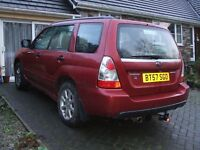 Subaru Forester Factory LPG Manual - Tow Bar MOT till Dec 17 No Advisories