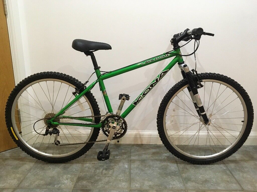 Unused Retro 1998 Kona Lava Dome Mountain Bike 16 Quot Near